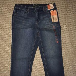 Ruffhewn classic skinny jeans